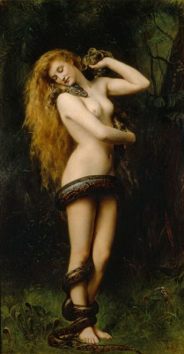 John Collier. Lilith
