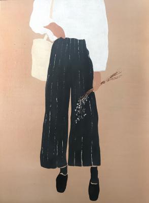 Анастасия Ораина. Serenity