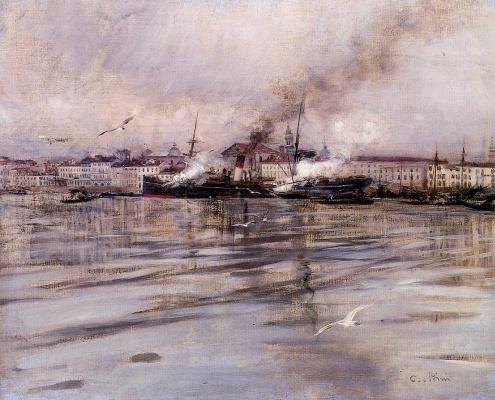 Джованни Больдини. Венеция
