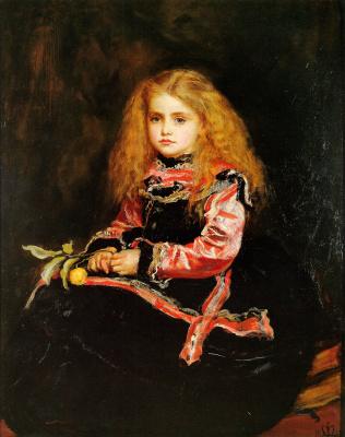 John Everett Millais. A souvenir of Velazquez