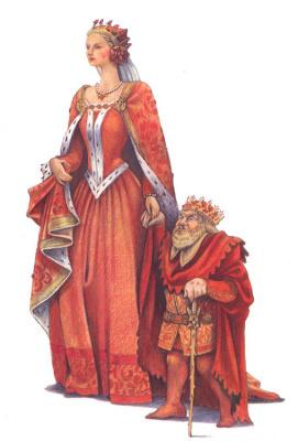 Уинслоу Пинни Пелс. Лаурин и принцесса Симильда