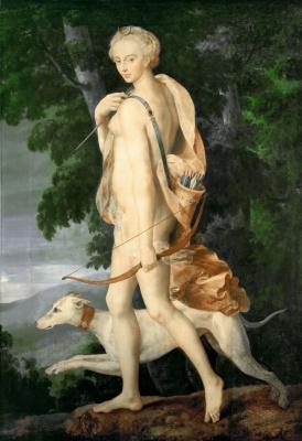 Hunting Diana