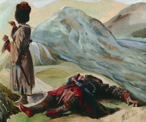 Lev Feliksovich Lagorio. Mountain types