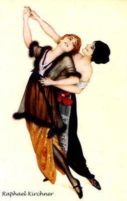 Раф Кирхер. Танец
