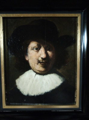 Rembrandt young ""
