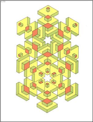 Коити Сато. Оптические иллюзии 15