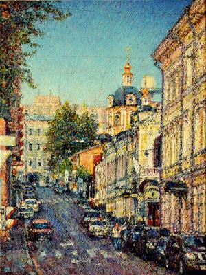 Alexey Leonidovich Yakimov. Sanduny