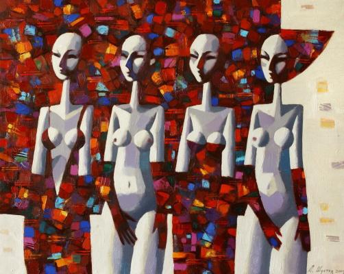 Andrey Anatolyevich Shustov. Catwalk