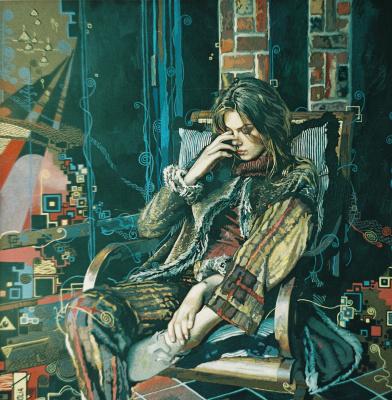 Roman Bondarenko. Melancholy