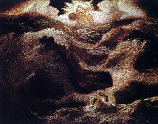 Albert Pinkem Ryder. Darkness