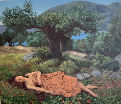 Anna Mukhamedchina. Sleep psyche