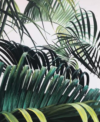 Анастасия Ораина. Welcome to the jungle