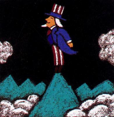 Хуан Ботас. На вершине