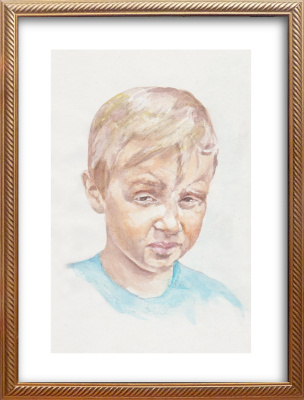 Ivan Alexandrovich Dolgorukov. Offended boy