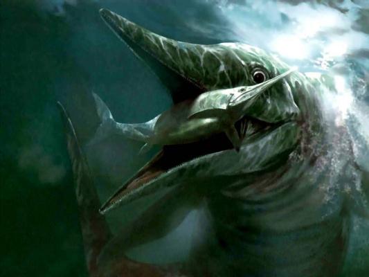 Карен Карр. Под водой
