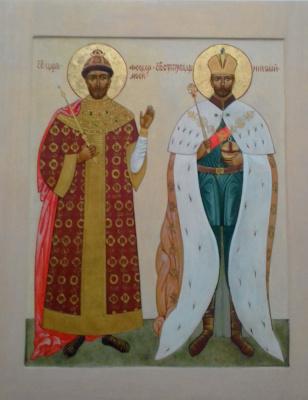 Светлана Фатьянова. Icon of saints