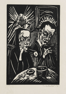 Erich Heckel. Reading