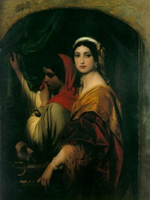 Поль Деларош. Иродиада
