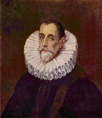 Domenico Theotokopoulos (El Greco). Don Rodrigo Vasquez