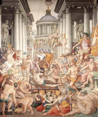 Agnolo Bronzino. Martyrdom