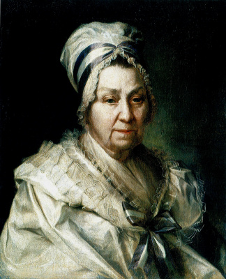 Dmitry Grigorievich Levitsky. Portrait Of I. A. Vasilyeva