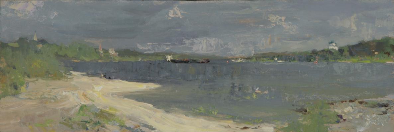 Alexander Evgenievich Kosnichev. Volga expanses