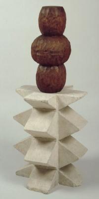 Константин Бранкузи. Экзотическое растение.