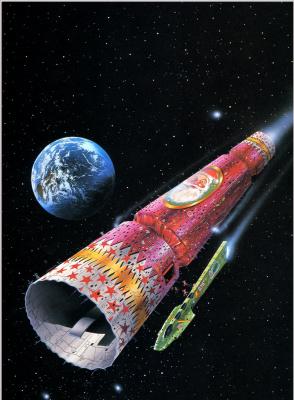 Тим Уайт. Космический Крекер