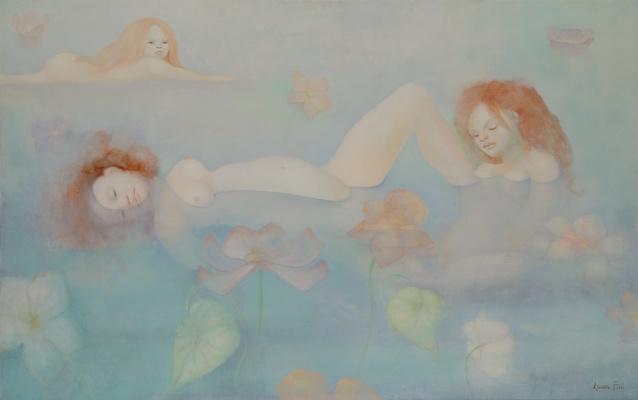 Leonor Fini. The bathers