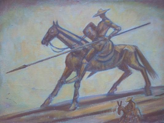 Вячеслав Коренев. Rusty Knight