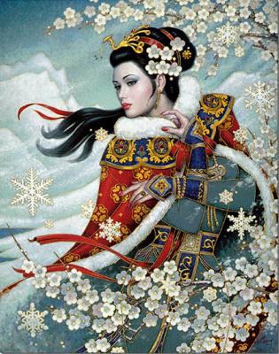 Karl Bang. Her majesty winter
