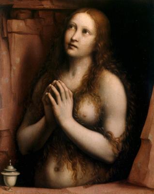 Джампетрино. Кающаяся Мария Магдалина
