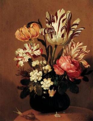 Hans Gillis Bolognaire. Bouquet