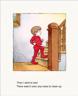 Мерсер Мейер. Иллюстрация к книге Там крокодил под моей кроватью 21