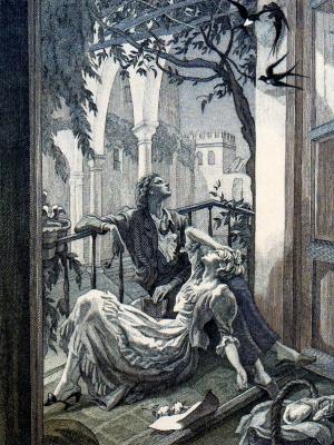 Carlos Sáenz de Tejada. Don Juan. Illustration.