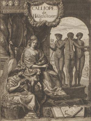 Самюэл ван Хогстратен. Введение в высшую школу живописи. Каллиопа