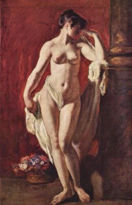 Etty William. Nude