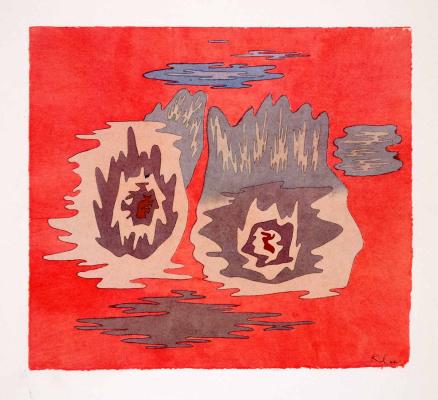 Paul Klee. Gemini