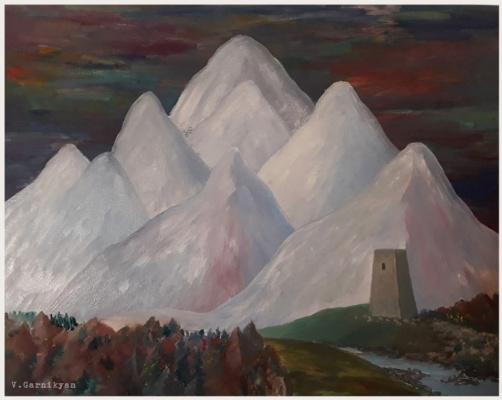 Vladimir Garnikyan. World Mountain