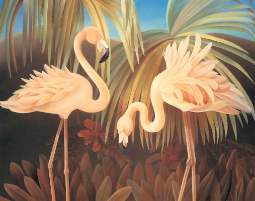 Лаура Риган. Фламинго