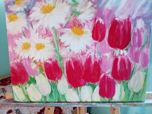 Марта Игоревна Апрельская. Цветочный Коктейль