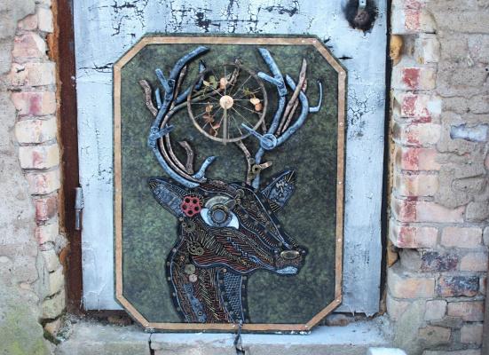 Alina yanovna balandina. Reindeer