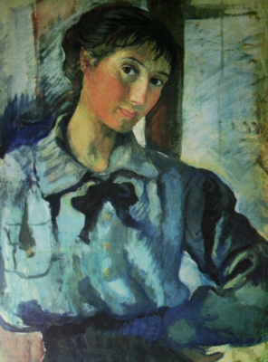 Zinaida Yevgenyevna Serebriakova. Self-portrait