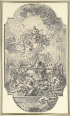 Франческо Де Мура. Успение Богородицы