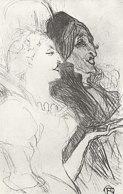 Henri de Toulouse-Lautrec. Carnival