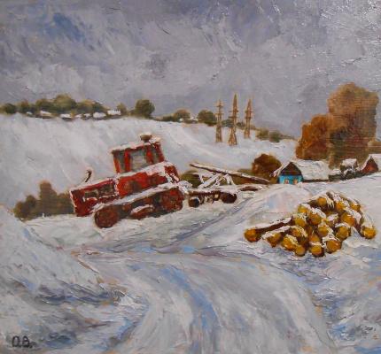 Владимир Иванович Осипов. Lull, 30-30, D. M.,© , G. 01.18