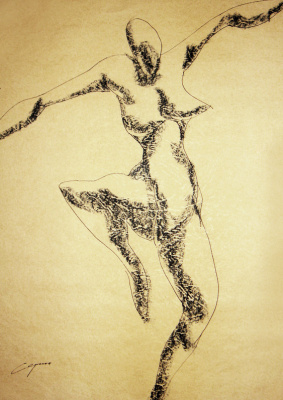 Nikolai Nikolayevich Sednin. Dancing