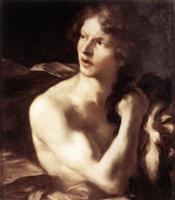 Джованни Лоренцо Бернини. Давид с головой Голиафа