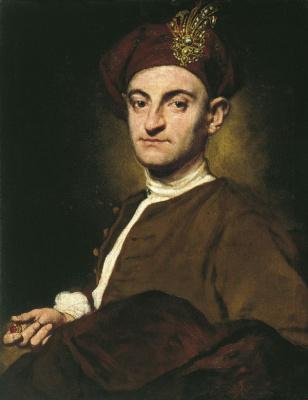Витторе Гисланди. Портрет ювелира