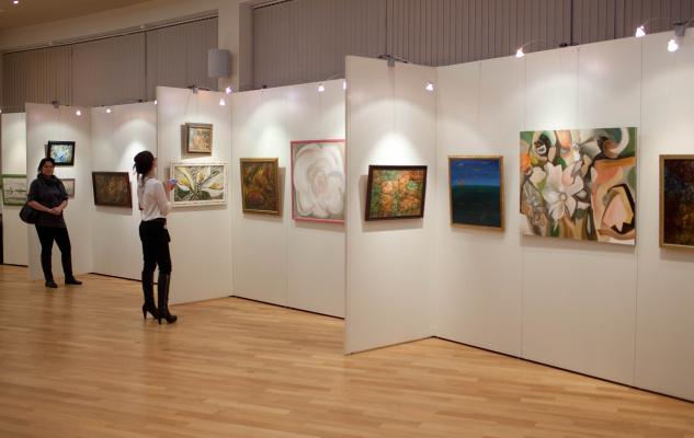 Agnessa Morkovina. Exhibition